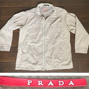 Prada Milano  Made in Italy women's jacket size M